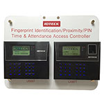 Time & Attendance Access Controller Demo Kit